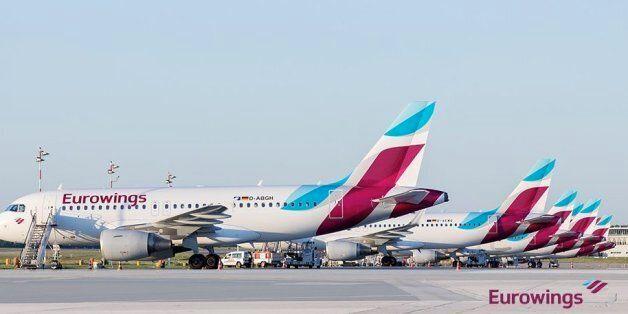 Eurowings lance une nouvelle ligne