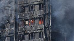 Au moins six morts et de nombreux disparus dans l'incendie d'une tour HLM à