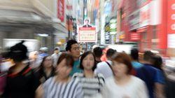 한국 방문하는 일본 관광객 상승세가 꺾이기