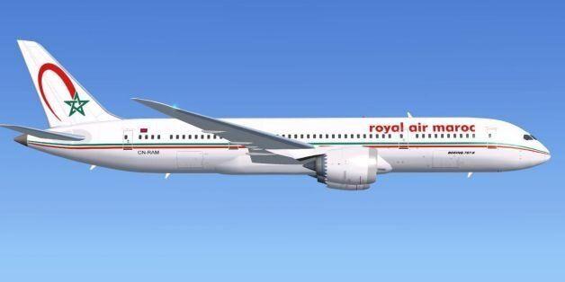 Royal Air Maroc maintient ses vols vers et depuis le