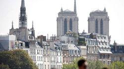 Attaque devant Notre-Dame de Paris: l'assaillant, un Algérien