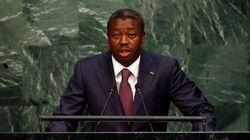 Le chef d'État togolais désigné nouveau président de la