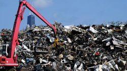 Bourse des déchets industriels: Seulement 8 transactions réalisées en