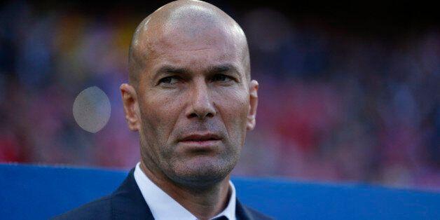 Football Soccer - Atletico Madrid v Real Madrid - UEFA Champions League Semi Final Second Leg - Vicente...