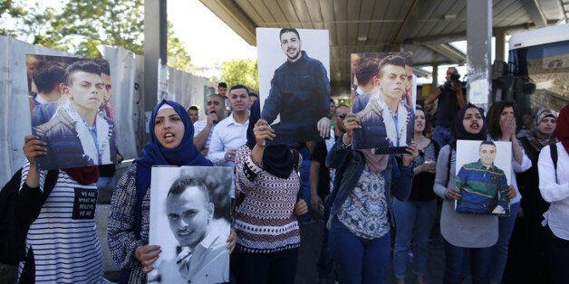 En grève de la faim depuis 40 jours, les 1300 prisonniers politiques palestiniens sont en danger de