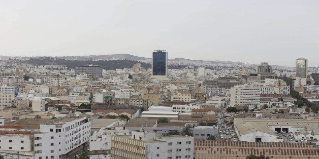 A general view shows part of Tunis, the capital of Tunisia, April 17, 2016. REUTERS/Zoubeir