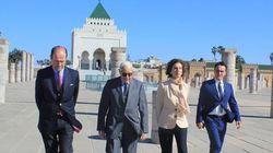 À Rabat, Audrey Azoulay fait campagne pour le poste de directeur général de
