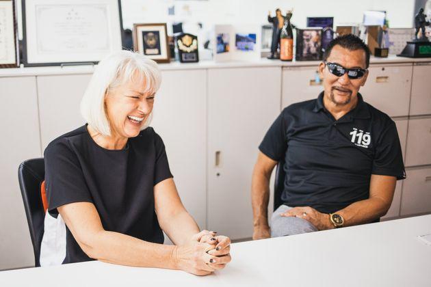 蝶野正洋、30年連れ添う妻はドイツ出身。「中2レベル」の英語でも意思疎通ができるワケ
