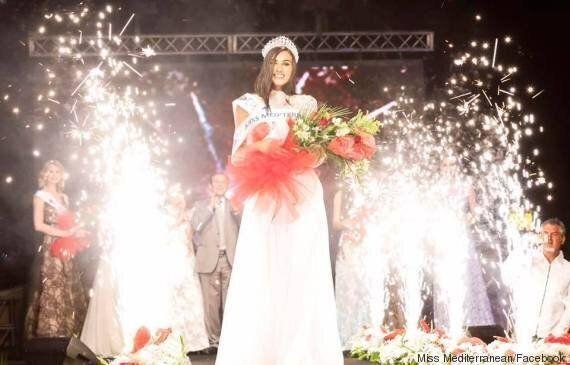 Miss Méditerranée: La Tunisienne, Raoua Jemli, élue