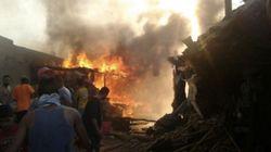 Fès: Un incendie ravage plus de 120