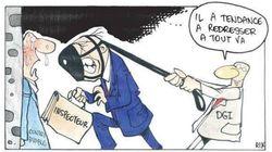 Une caricature vexe les employés du