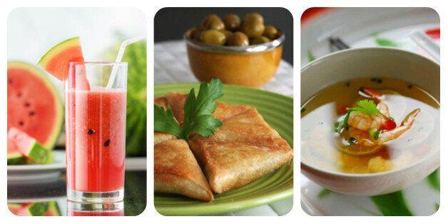 Ramadan: 8 recettes diététiques et rapides par Soukaïna Iraqui de Diet