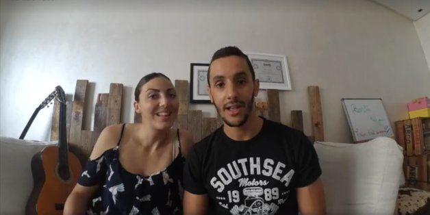 Qui sont Sofia et Amine, le couple de coachs à l'origine du