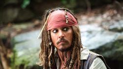 Le tournage de Pirates des Caraïbes a un budget nourriture