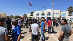 Dans un calme précaire, Tataouine enterre le manifestant tué à