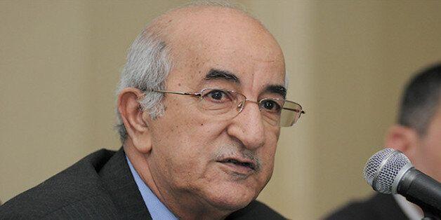Abdelmadjid Tebbboune nommé premier