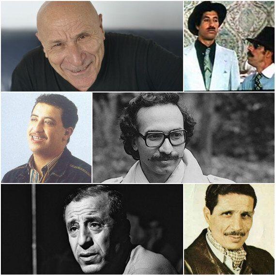 Dahmane El Harrachi, Cheb Hasni, Rouiched, Boudjedra, Djaout ... des artistes et intellectuels