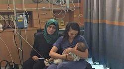 Cette infirmière israélienne a allaité un bébé palestinien pour le