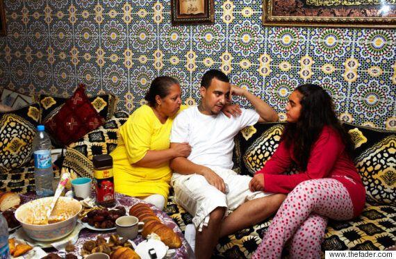 French Montana dévoile ses baskets Puma aux couleurs du Maroc et parle de ramadan avec Vin