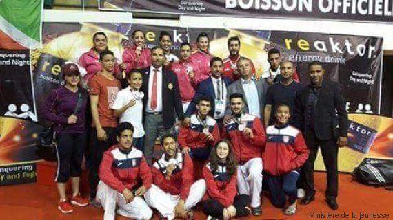 Avec une pluie de médailles, la Tunisie domine les championnats d'Afrique seniors et juniors de