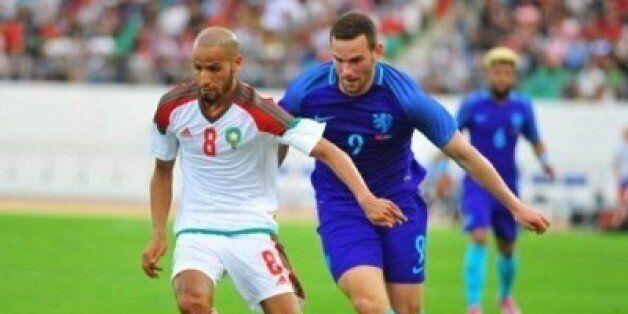 Le Maroc s'incline en amical devant les