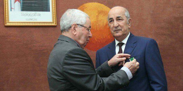 Désigné Premier Ministre, Abdelmadjid Tebboune chargé de former son