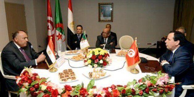 Tripartite d'Alger sur la Libye: engagement à soutenir la solution politique, rejet de l'ingérence et...