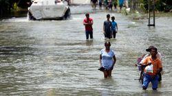Sri Lanka: 126 morts et 500.000 déplacés à cause des