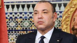 Le roi Mohammed VI condamne l'attentat perpétré à