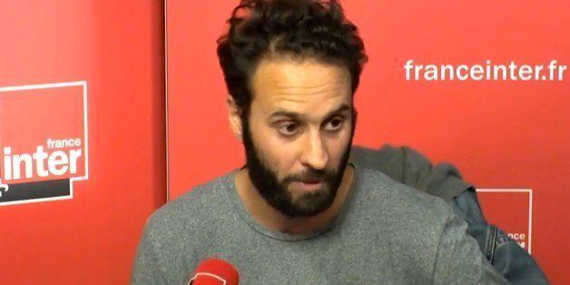 Le photojournaliste français donnait sa première interview après un mois de détention en