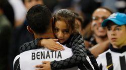 La réaction de Benatia après la défaite de la