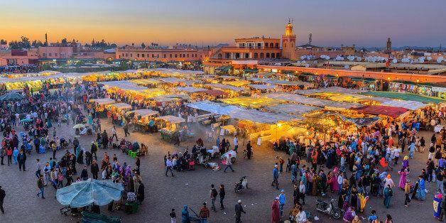 Marrakech parmi les 10 destinations favorites des Français pour l'été
