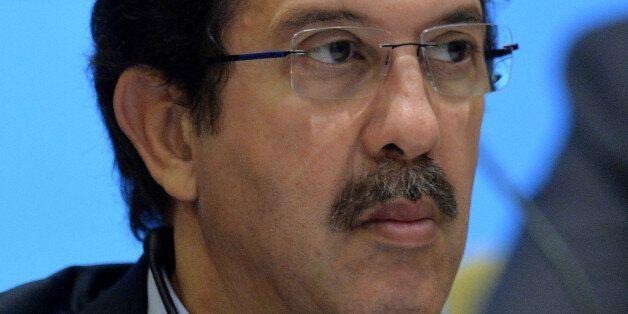 DOHA, QATAR - NOVEMBER 17: Hon. Mustapha Berraf at the ANOCA Executive Council and Extraordinary General...