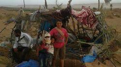 Réfugiés syriens laissés dans le désert... L'injustice en plein