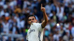 Football: Le Portugais Pepe quitte le Real