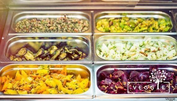 À Casablanca, un premier fast-food veggie et
