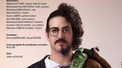 Le spectacle Dyslexie présenté par le compositeur Mahmoud