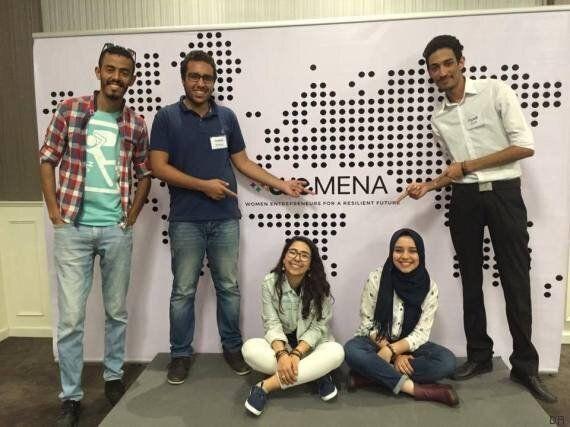 Étudiante et lauréate marocaine du prix WeMena, Selma Ben'akcha parle de son entreprise de