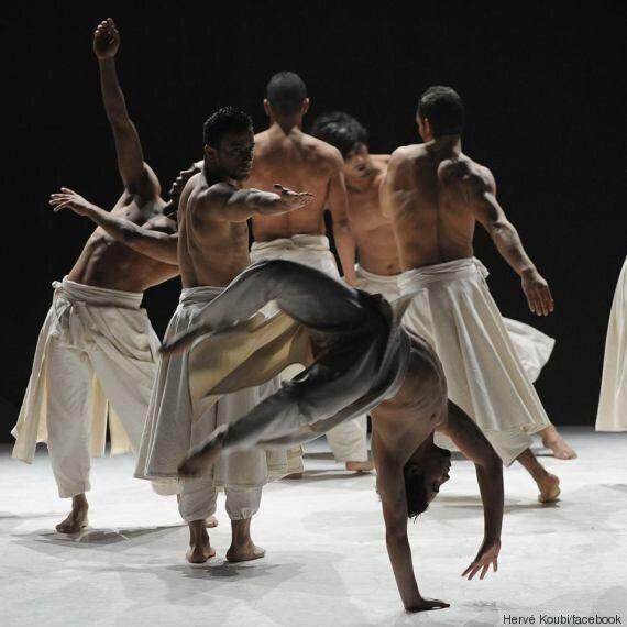 Le spectacle de danse