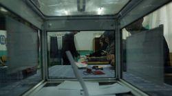 Elections législatives à Alger-Est: affluence timide des