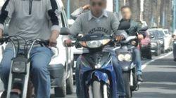 90% des motos sillonnant les routes tunisiennes ne sont pas