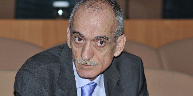 AG extraordinaire de la LFP: le président de la Ligue, Mahfoud Kerbadj,