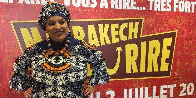 L'humoriste sera présente pour la première fois au Marrakech du