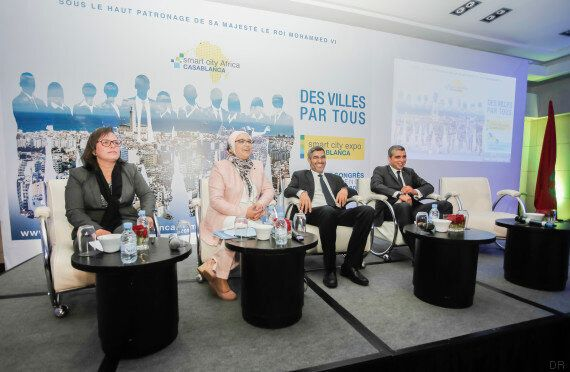 Smart City Expo pour