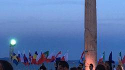 Dans le cadre idyllique des Thermes d'Antonin à Carthage, la diplomatie européenne fête la Journée de