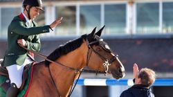 Le cavalier marocain Samy Colman remporte le Grand Prix FFE Top Jeunes