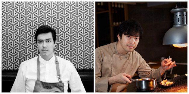 Casablanca: Rencontre entre un chef colombien et japonais autour d'un dîner à 4