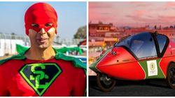 Supercop représentera le Maroc pour le plus grand rallye de voitures électriques du