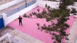 Jaou Tunis 2017: L'artiste Tom Bogaert s'intéresse à la migration à travers... des