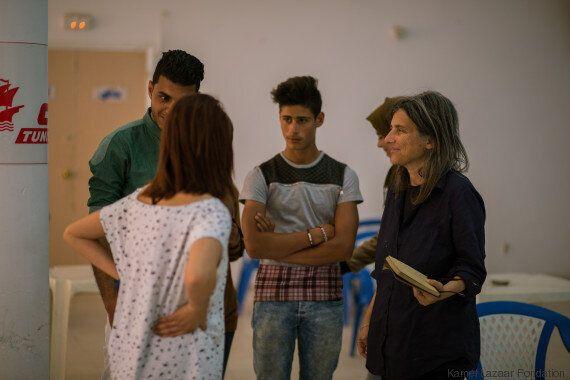 Jaou Tunis 2017-À la rencontre de Marianne Catzaras: